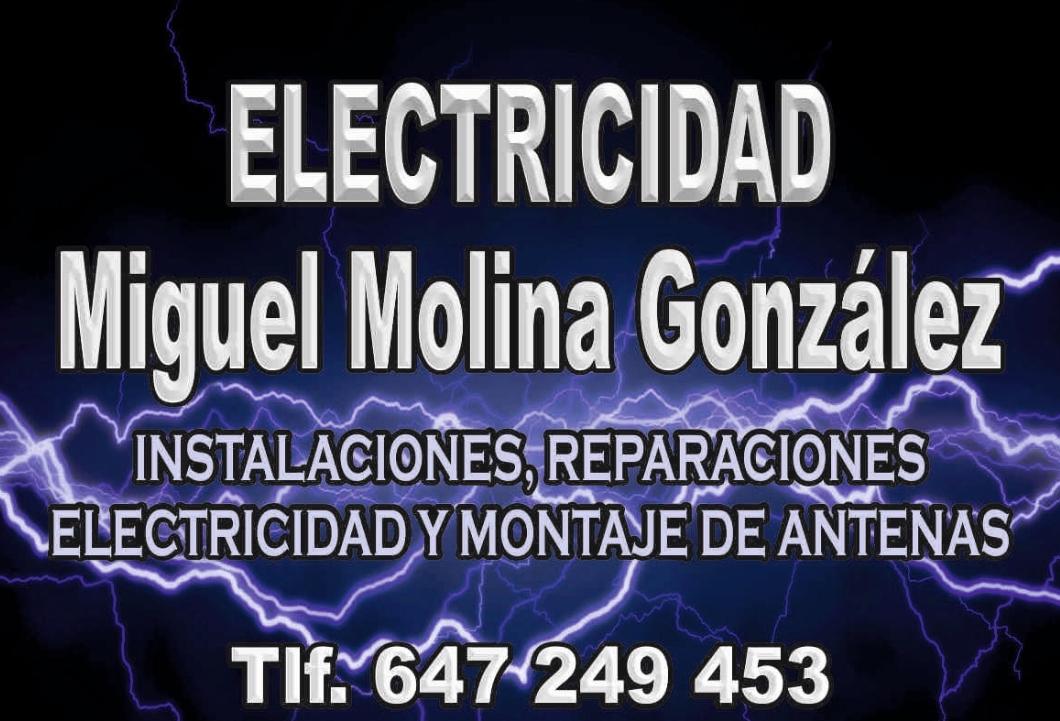 Electricidad Miguel Molina