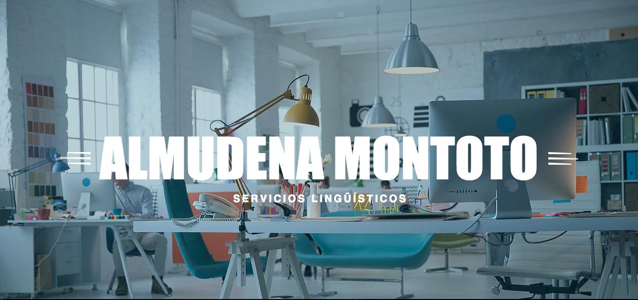 Almudena Montoto - Traductor jurado