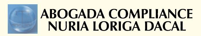 Abogada Compliance Nuria Lóriga Dacal