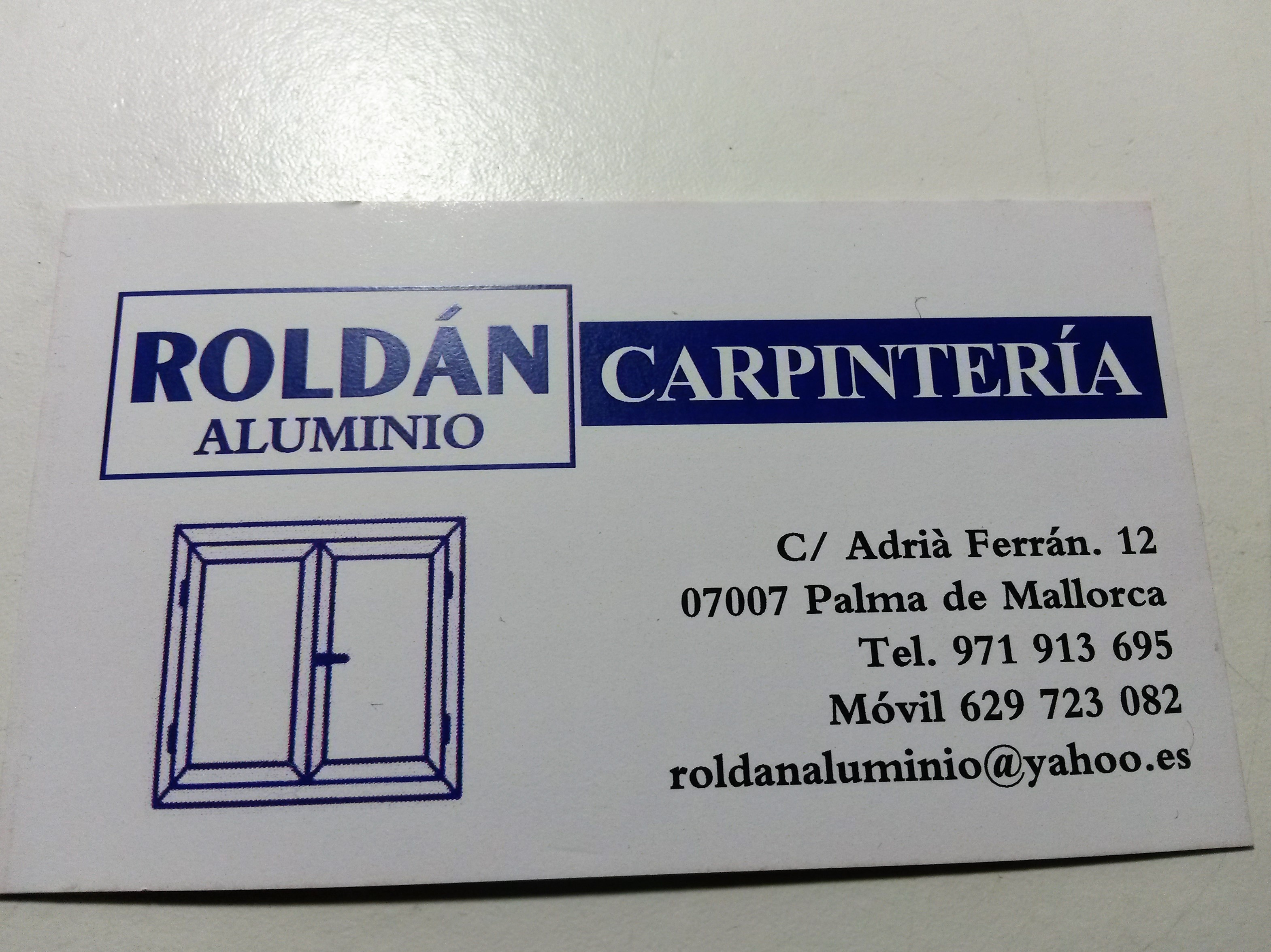 Carpintería Roldán