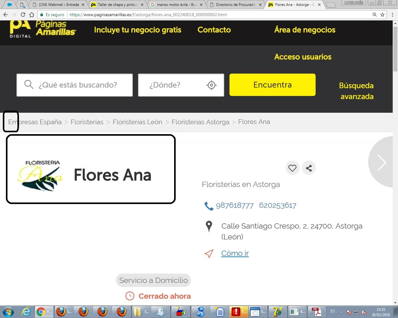 Flores Ana