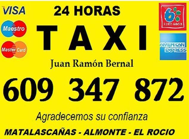 Taxi Juan Ramon