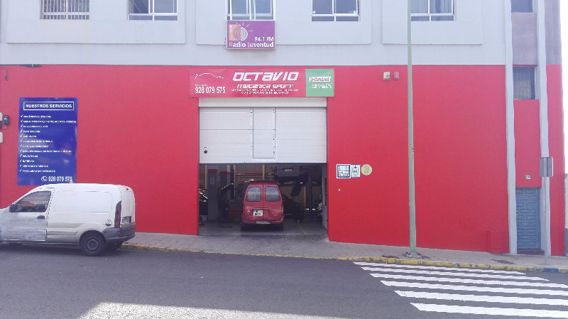 Octavio Mecánica Sport 4