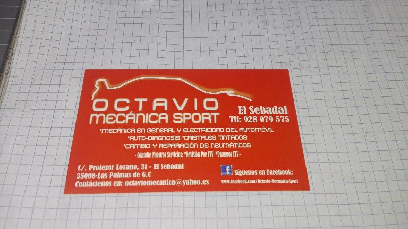 Octavio Mecánica Sport 5