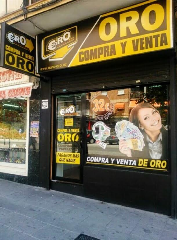 b25d5f32fe48 Euro-oro - Móstoles - Av. Constitución