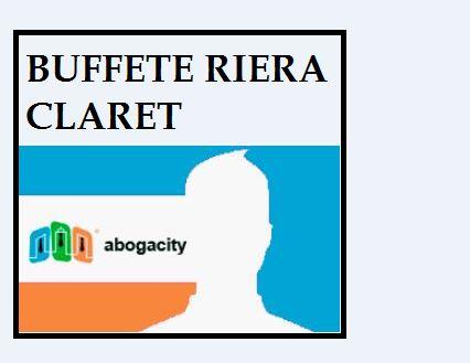 Buffete Riera Claret