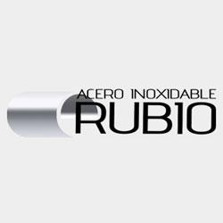 Acero Inoxidable Rubio