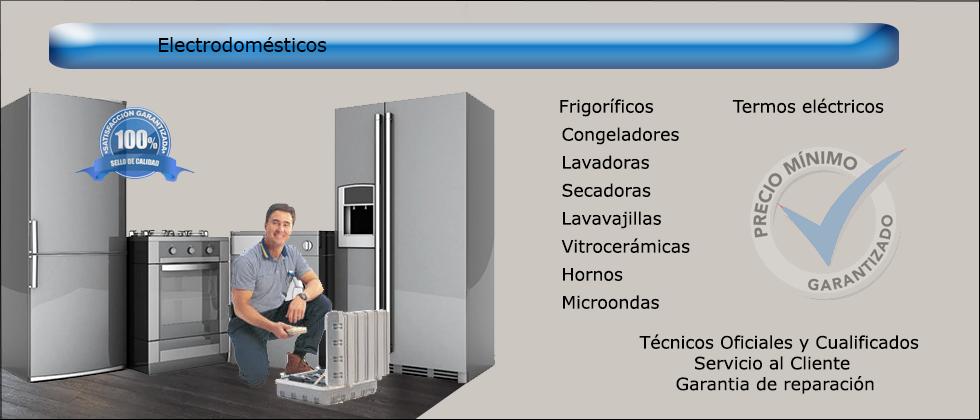 Oficial servicio tecnico de electrodom sticos reparaci n - Electrodomesticos sevilla ...