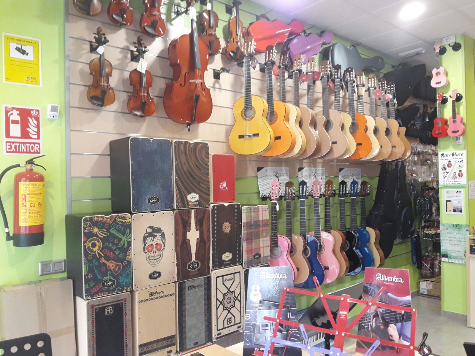 Prieto Musica Jerez De La Frontera Rosario 11 Local 2