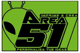 Area 51 Print