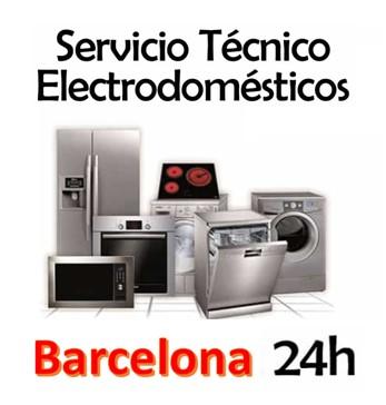 Servicio Técnico y Reparación de Electrodomésticos en Barcelona 24H