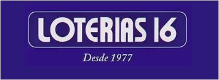 ADMINISTRACIÓN DE LOTERÍAS N.º 16