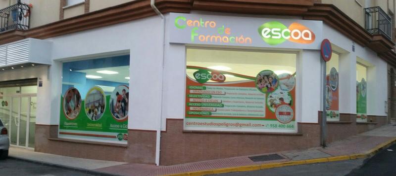 Centro de Formación Escoa ACADEMIAS DE ENSEÑANZAS DIVERSAS