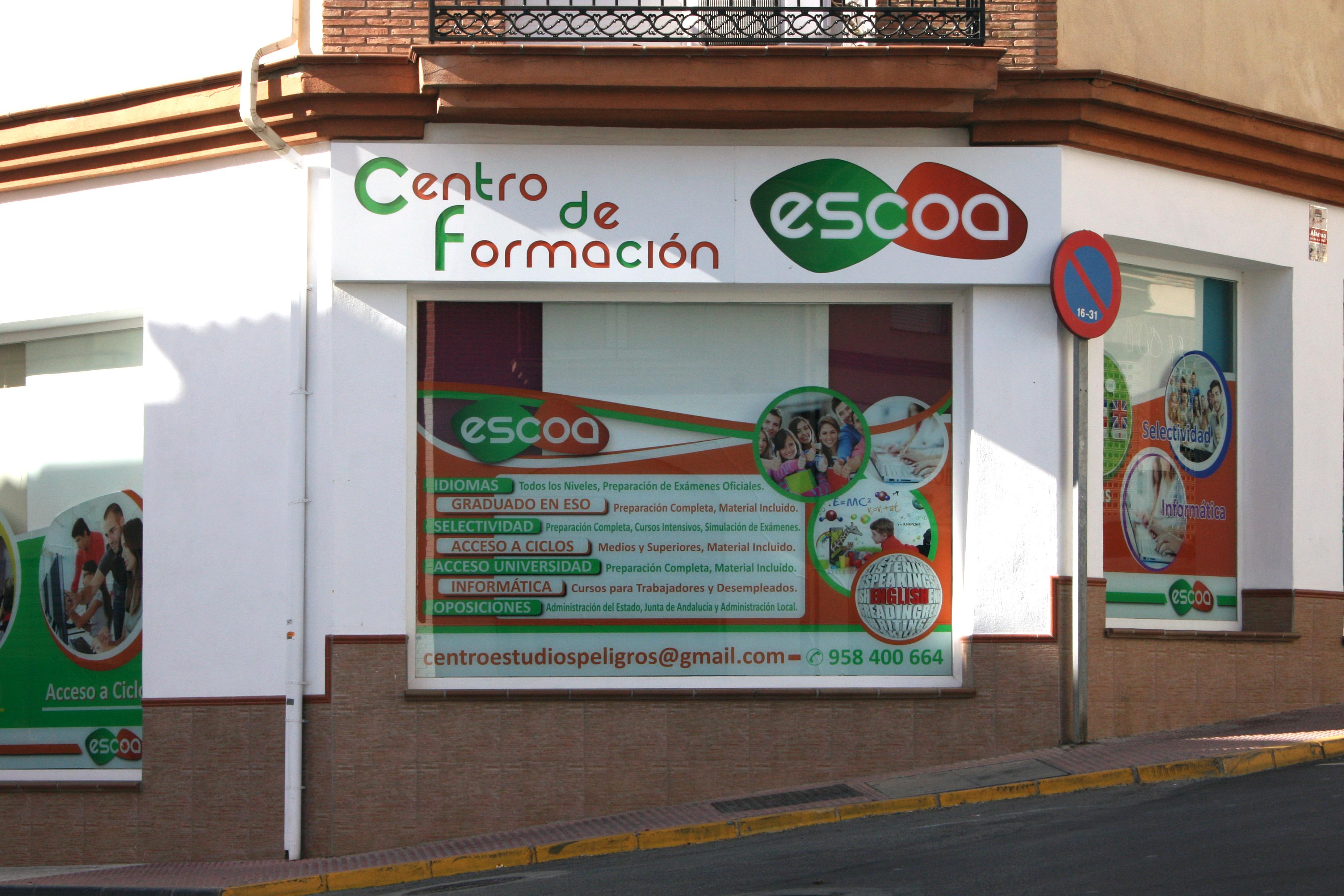 Centro de Formación Escoa Peligros