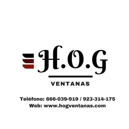 HOG VENTANAS. Carpintería de Aluminio y PVC