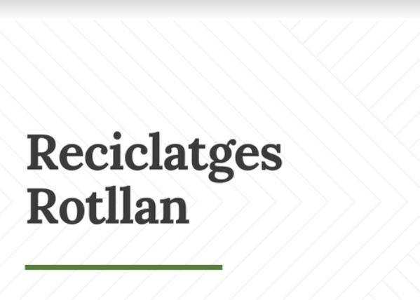 Reciclatges Rotllan