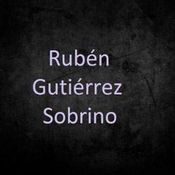Rubén Gutiérrez Sobrino