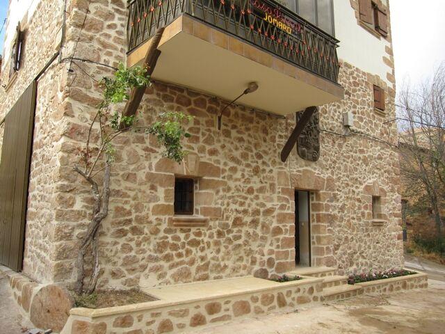 Fachadas de casas antiguas finest fachada with fachadas - Reformas de casas antiguas ...
