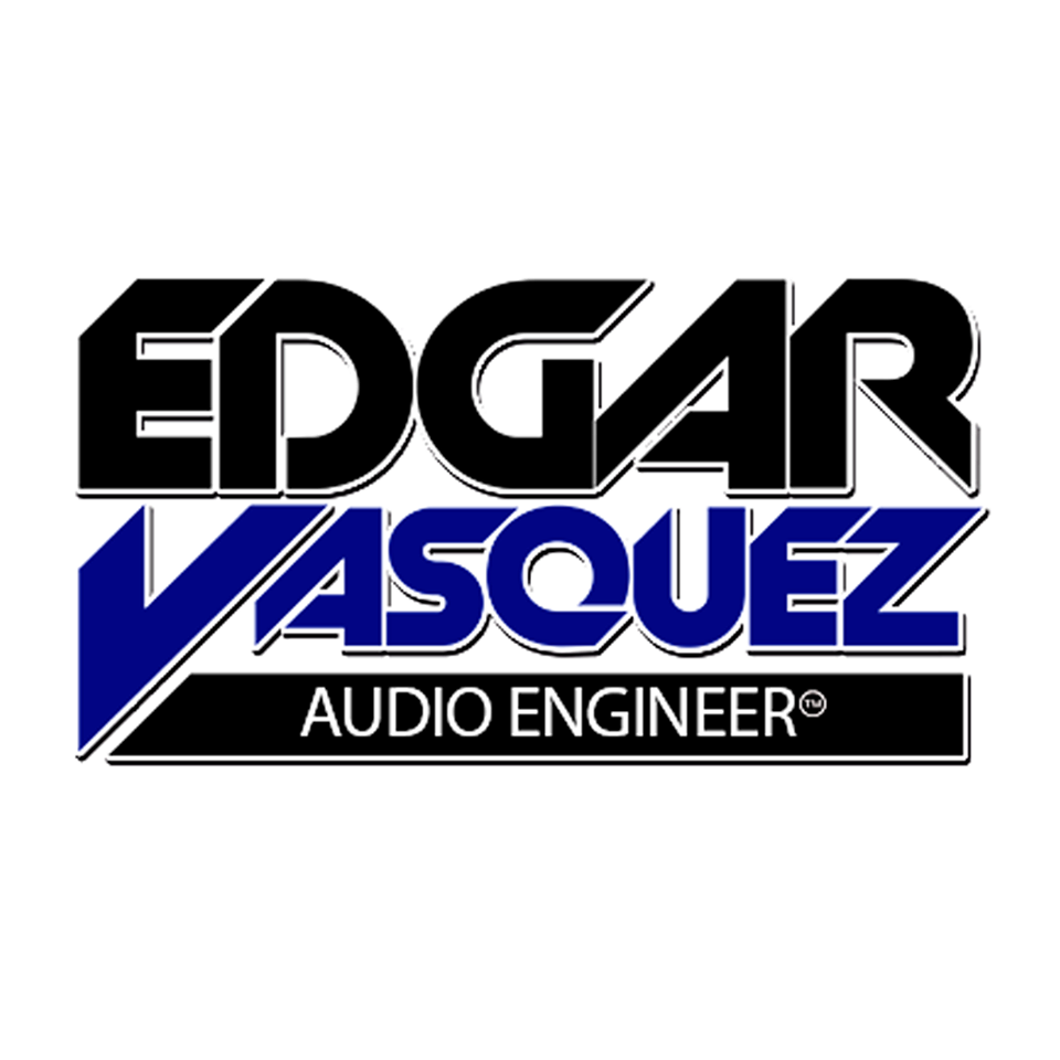 EDGAR VASQUEZ AUDIO ENGINEER