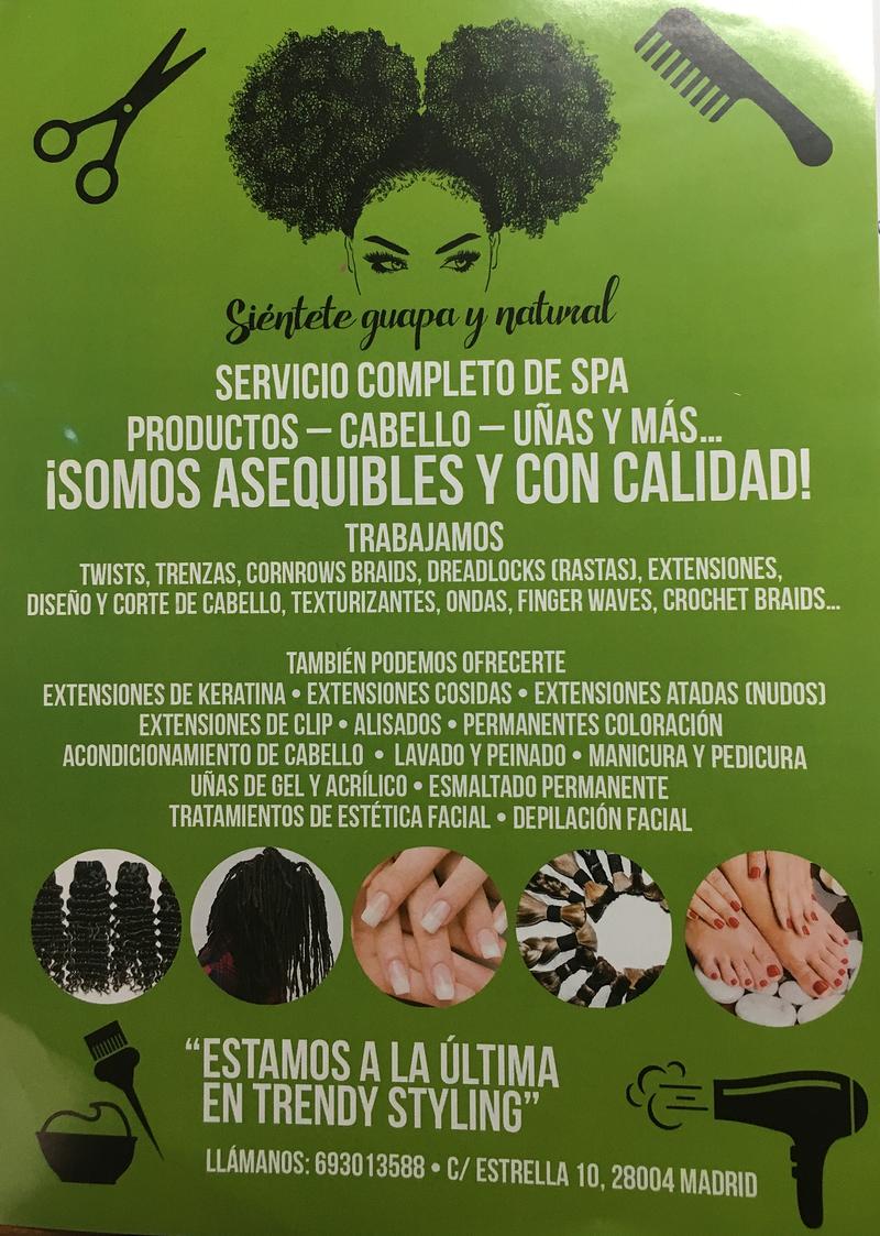 Queen Hair Estudio - Madrid - Calle Estrella, 40 | Peluquerías ...