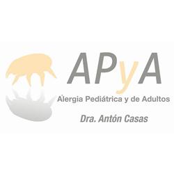 APyA. Dra. Antón Casas. Alergia Pediátrica y de Adultos