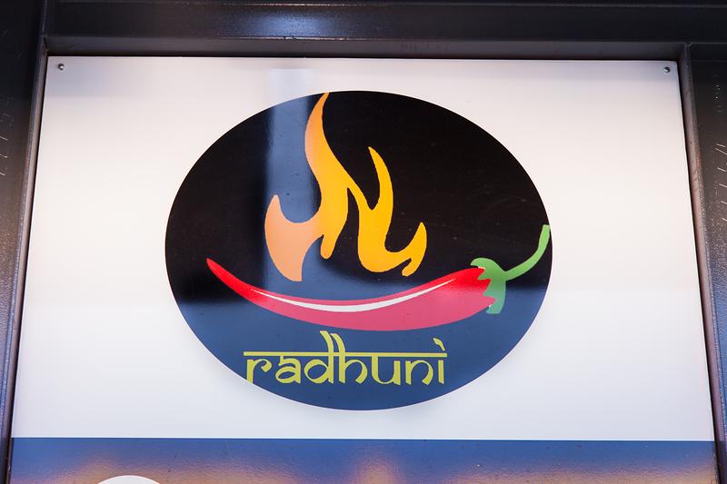 Radhuni Indian Restaurant RESTAURANTES