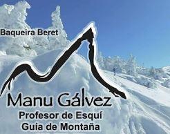 Manu Galvez - Escuela de Esqui