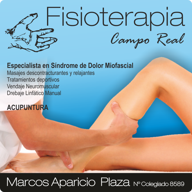 Fisioterapia Campo Real