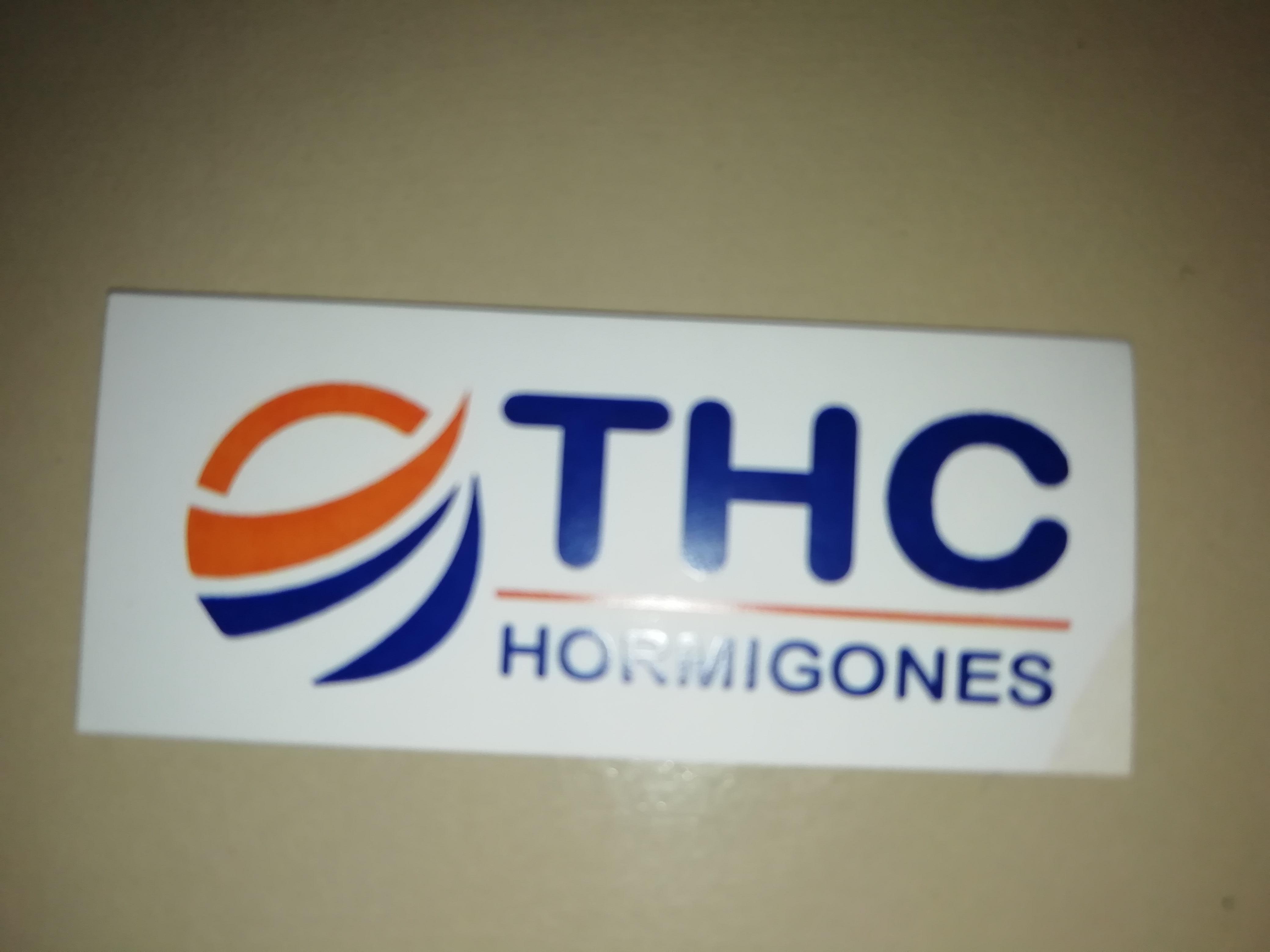 THC Hormigones