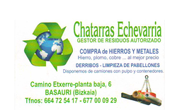 Imagen de Chatarras echevarria