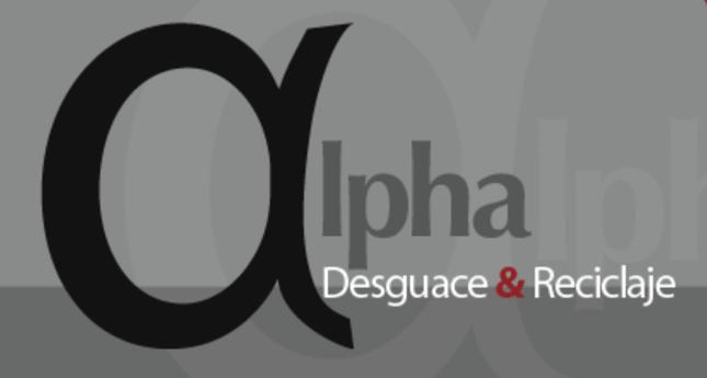 Desguaces Alpha