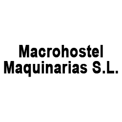 Macrohostel Maquinarias S.L.