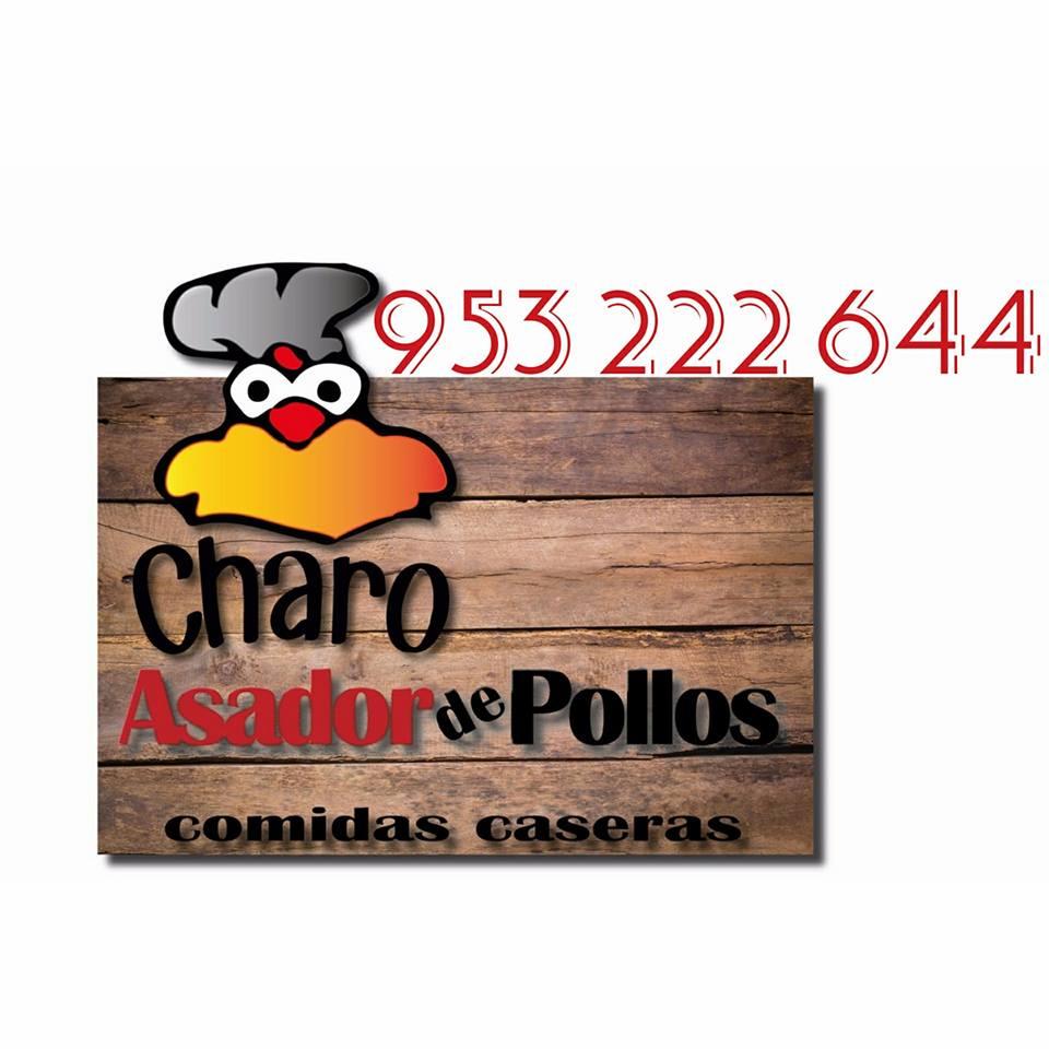 Asador de pollos Charo