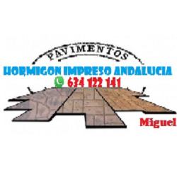 Hormigón Impreso Andalucía