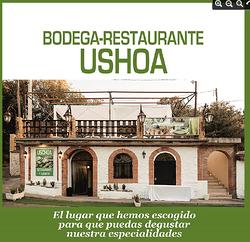 Imagen de Bodega Restaurante Ushoa