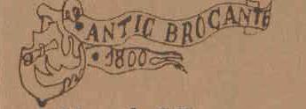 Antic Brocanté 1800