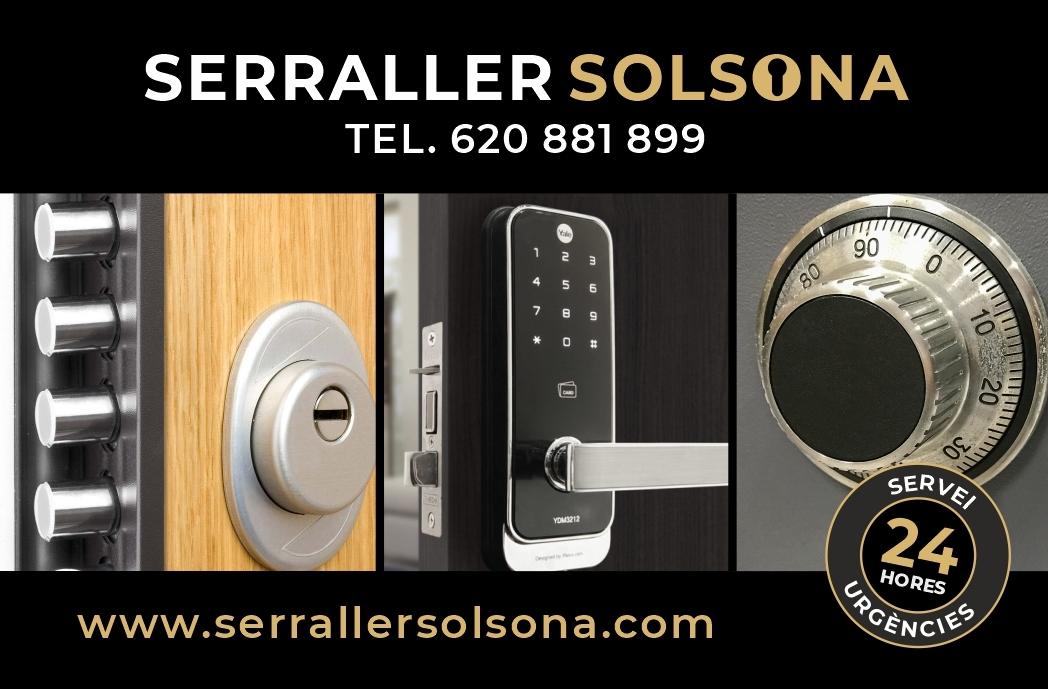 Serraller Solsona - Cerrajero 24h Solsona