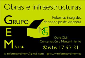 Obras e Infraestructuras GRUPO GEM