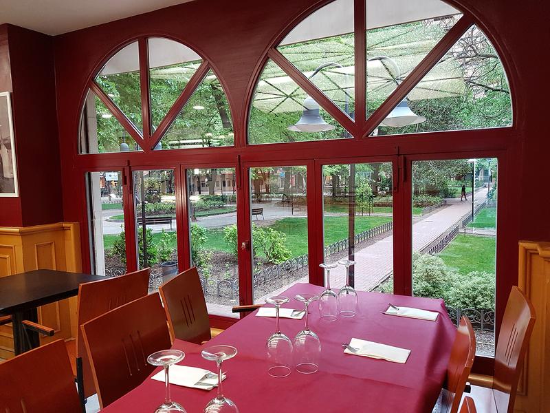 Cafetería Restaurante Doñana 6