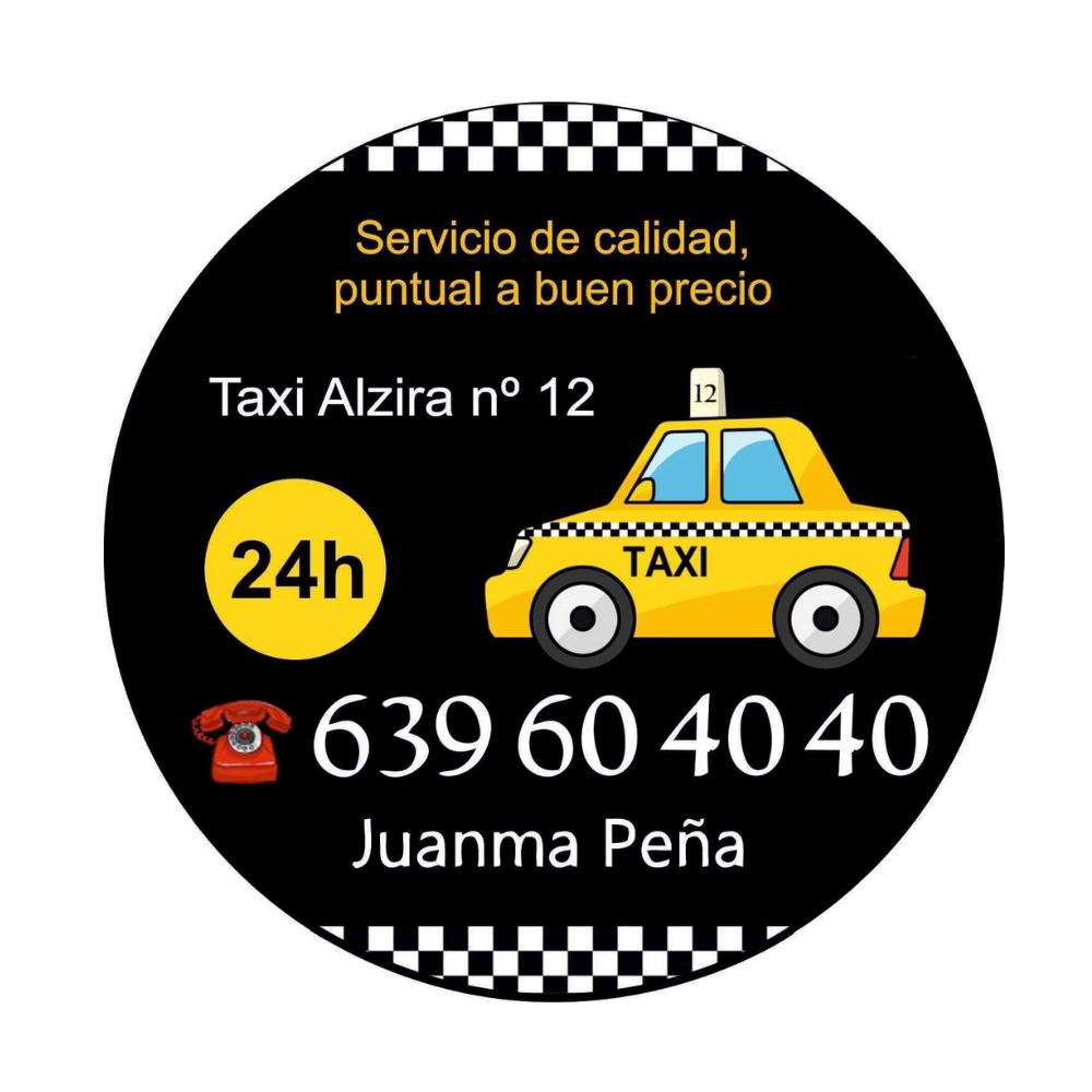 Taxi Alzira Juanma Peña