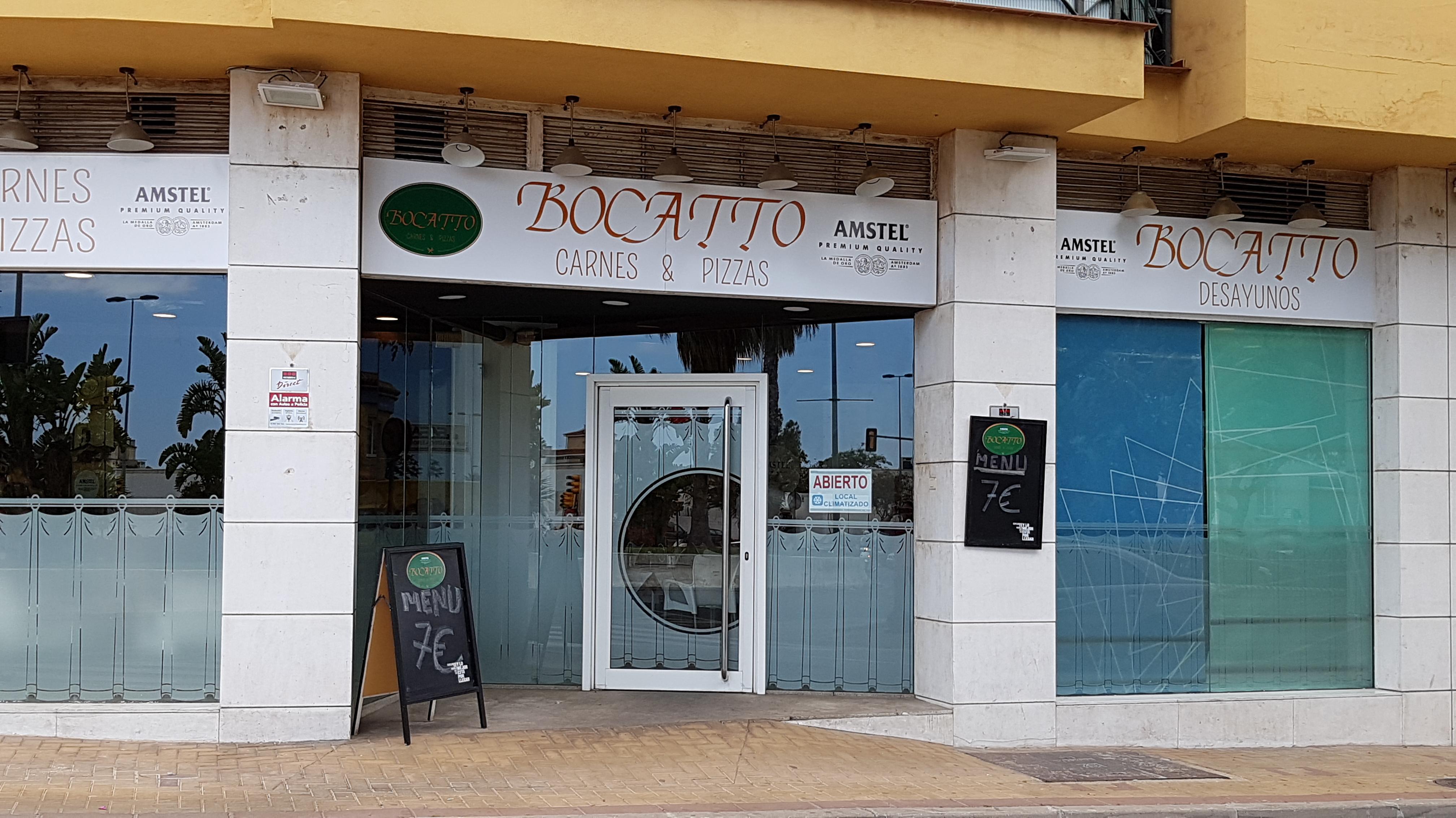 Bocatto Carne & Pizzas