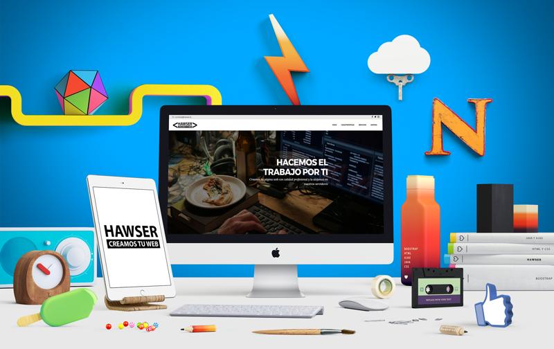 Hawser Tu Empresa de Publicidad y Marketing en Canarias PUBLICIDAD: AGENCIAS