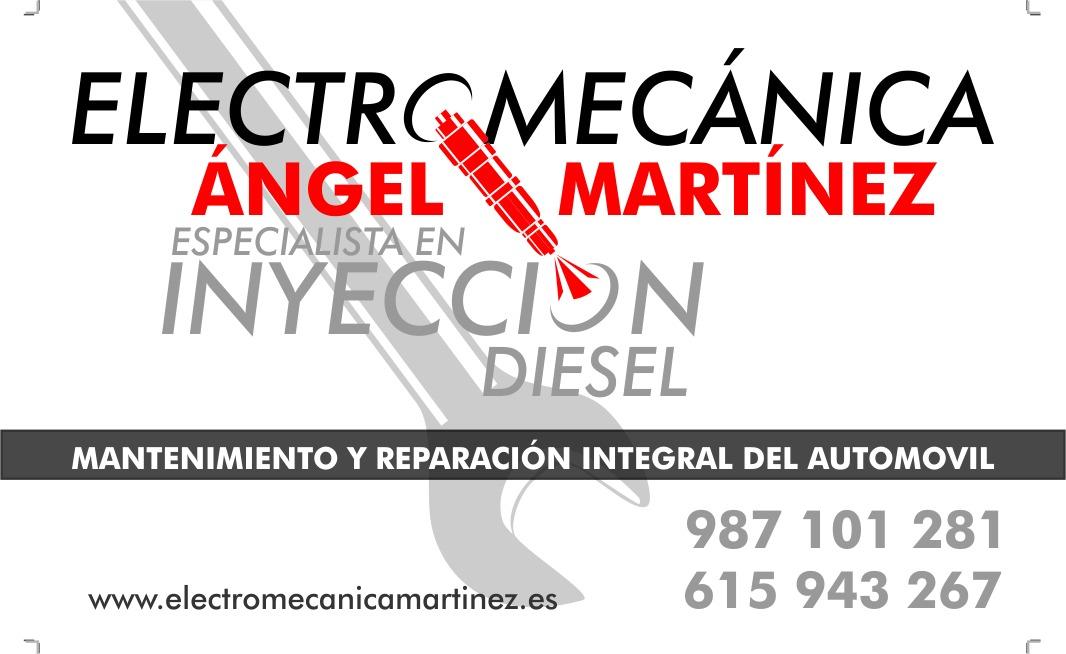 Electromecánica Ángel Martínez