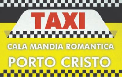 TAXIPORTOCRISTO/CAVES /CALA MANDIA/S'ILLOT/CALA ROMANTICA. 1 /2/3/4 PLAZAS