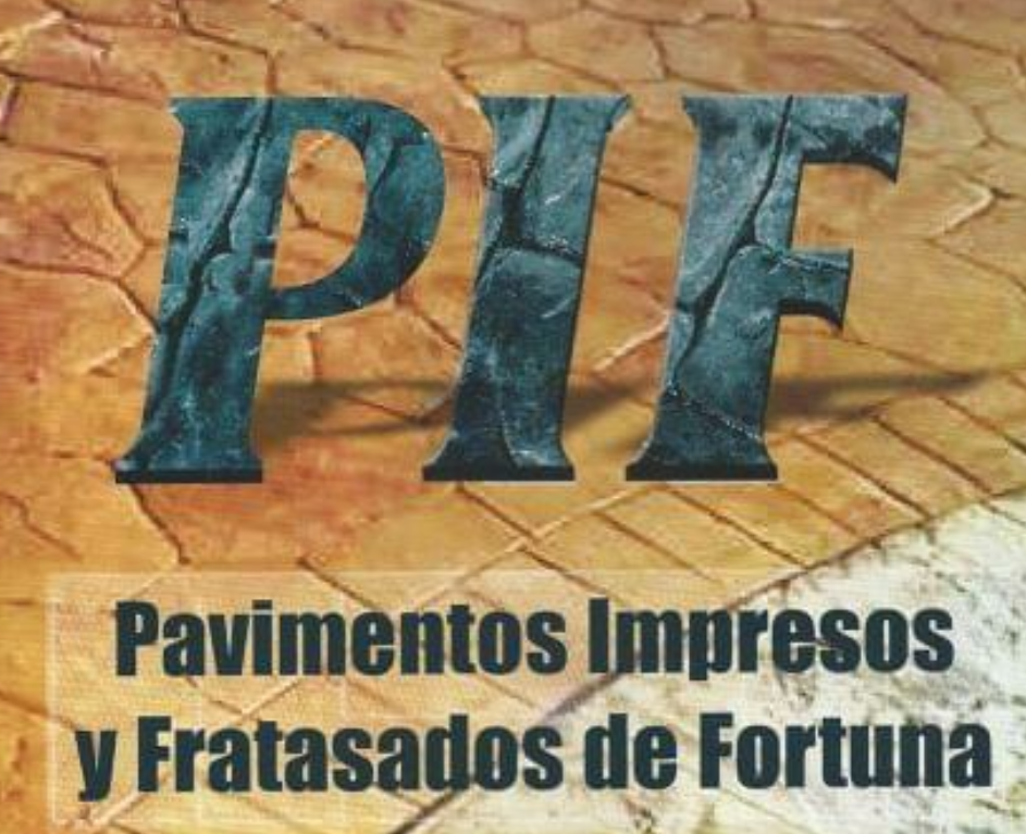 PAVIMENTOS IMPRESOS Y FRATASADOS DE FORTUNA