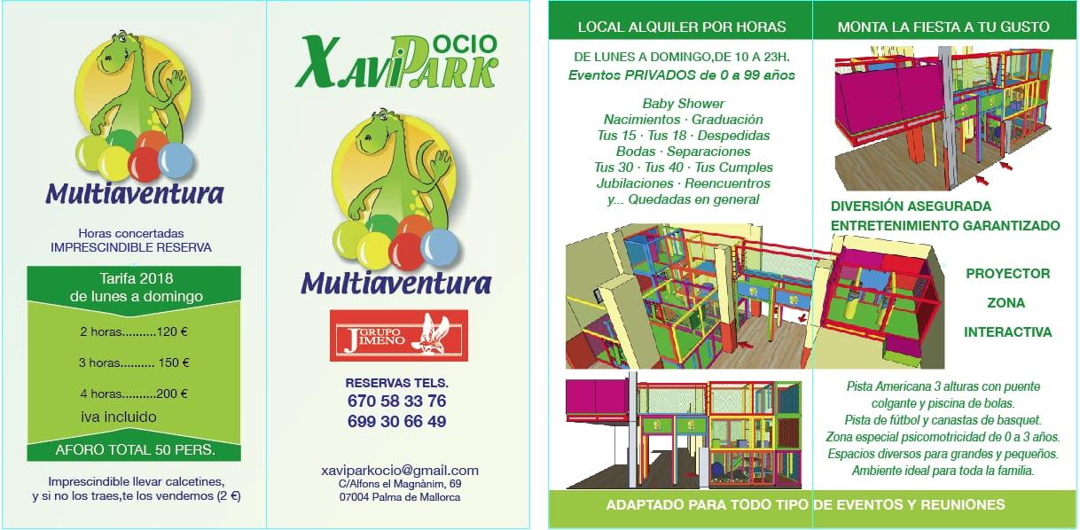 XAVIPARK OCIO