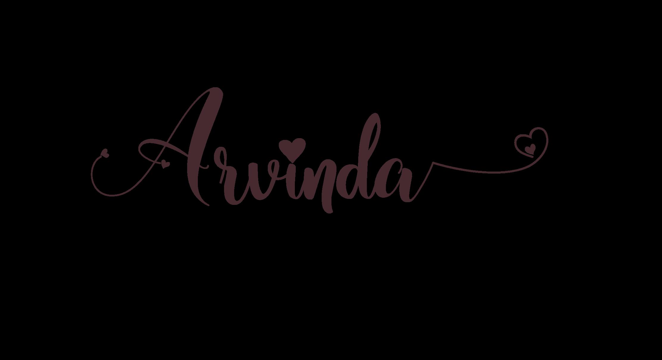 ARVINDA SALUD Y BELLEZA