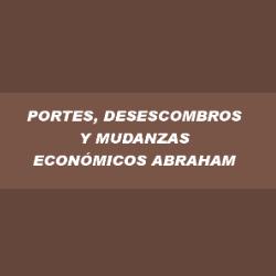 Portes y Mudanzas Económicos y Seguros Abran