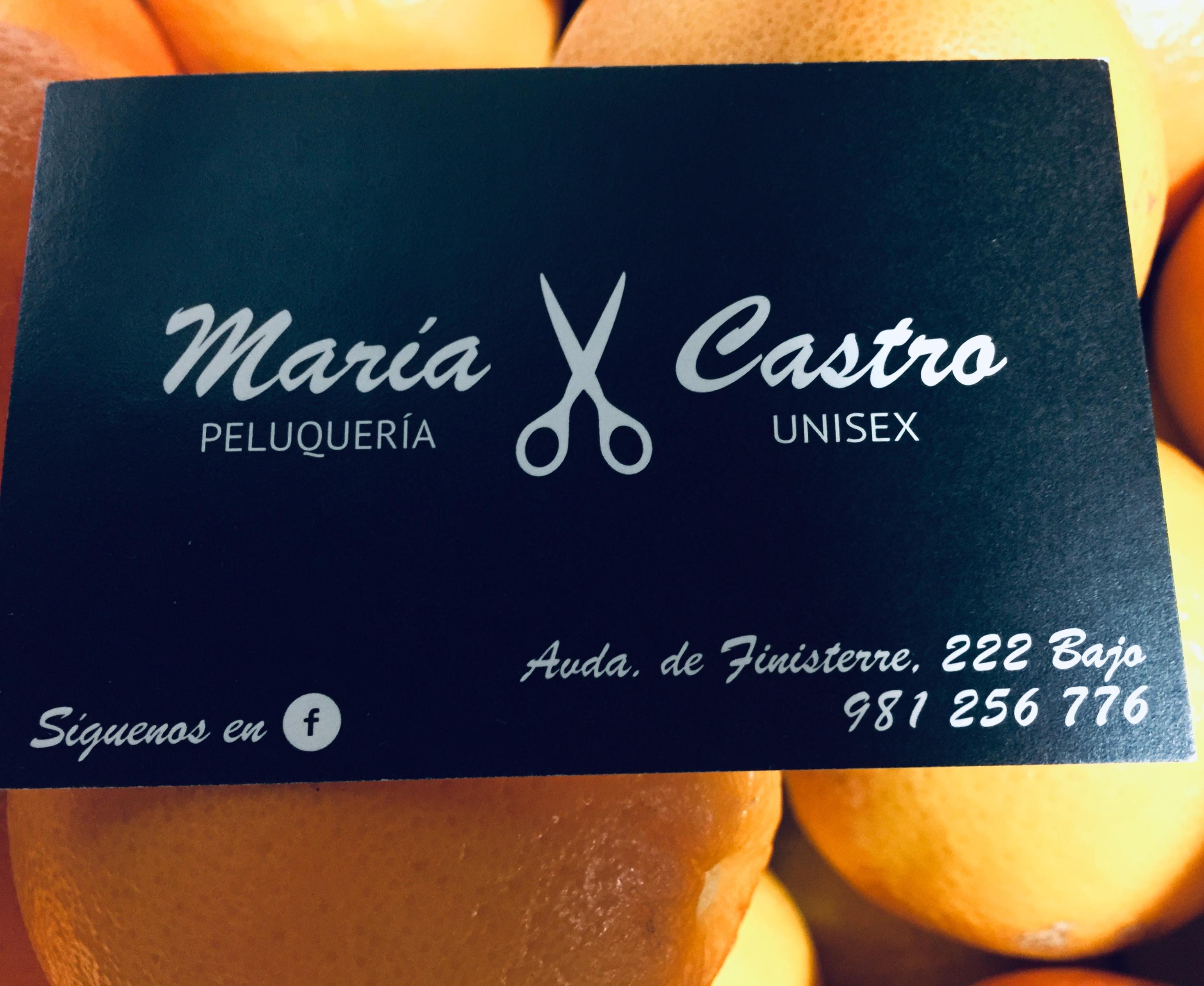 Peluquería María Castro