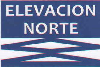 Elevación Norte
